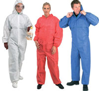 Coveralls from SLS Engineering Supplies